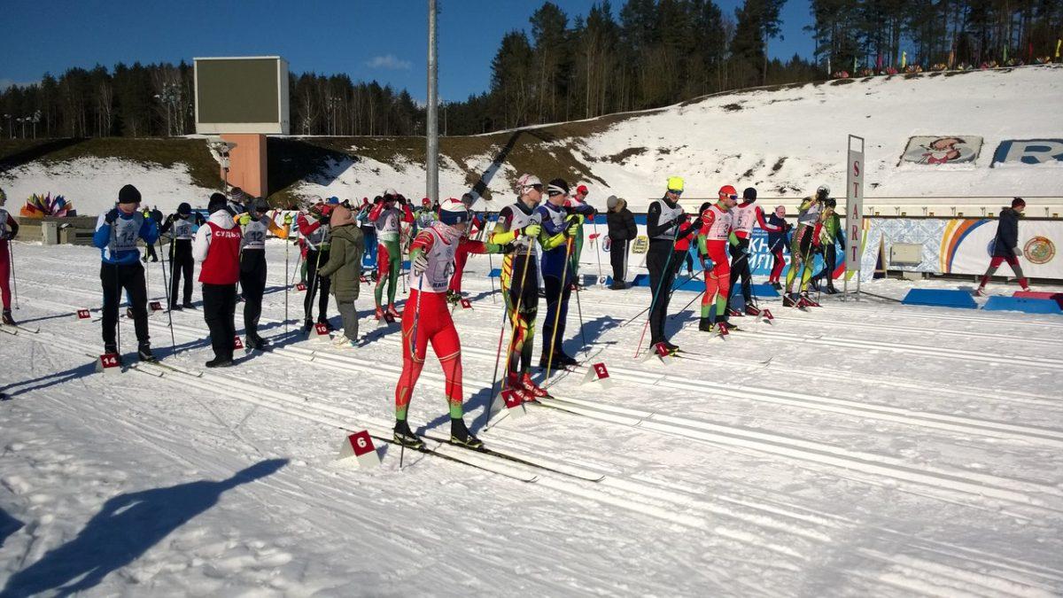 Республиканская универсиада по лыжным гонкам 2018