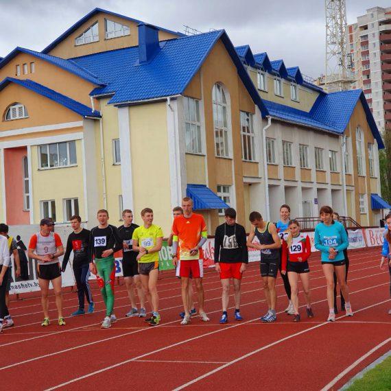 Соревнования по лёгкой атлетике среди Вузов г. Витебска
