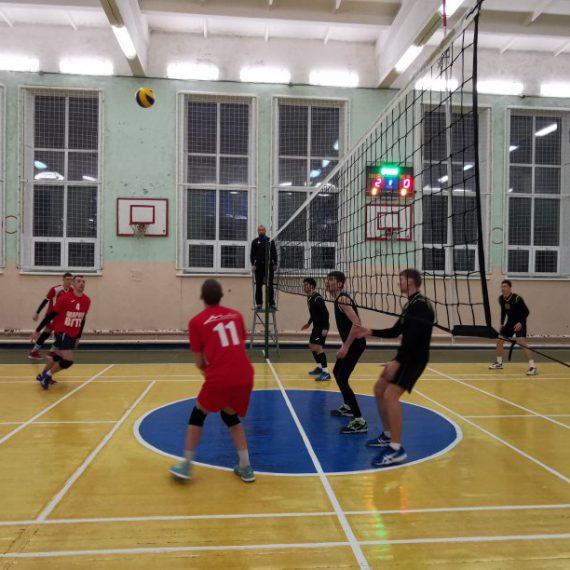 Волейбол среди Вузов г. Витебска
