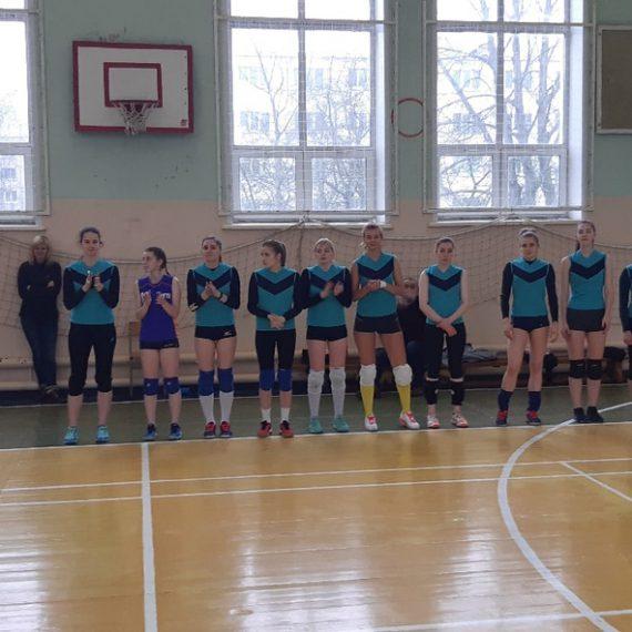 Республиканская универсиада по волейболу среди женских команд