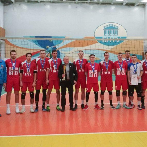 «Финал четырёх» по волейболу. Универсиада по волейболу среди мужских команд
