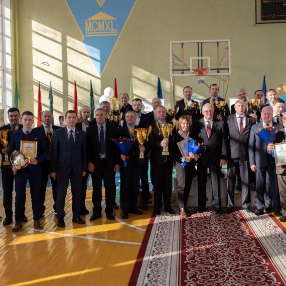 Торжественная церемония награждения победителей и призеров Республиканской универсиады – 2020