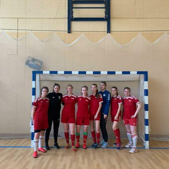 Республиканская универсиада по мини-футболу среди женских команд