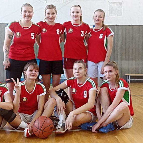 Республиканская студенческая женская баскетбольная лига, Дивизион Б