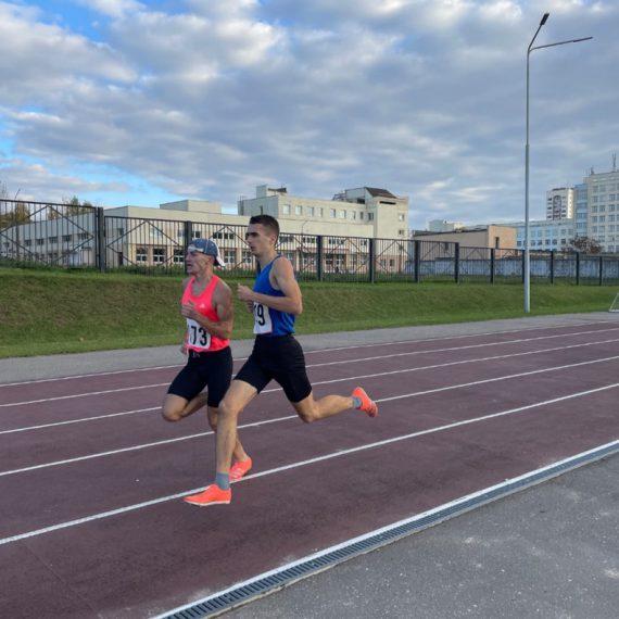 Соревнования по кроссу среди университетов города Витебска